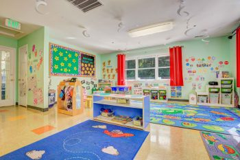 Little Einsteins room